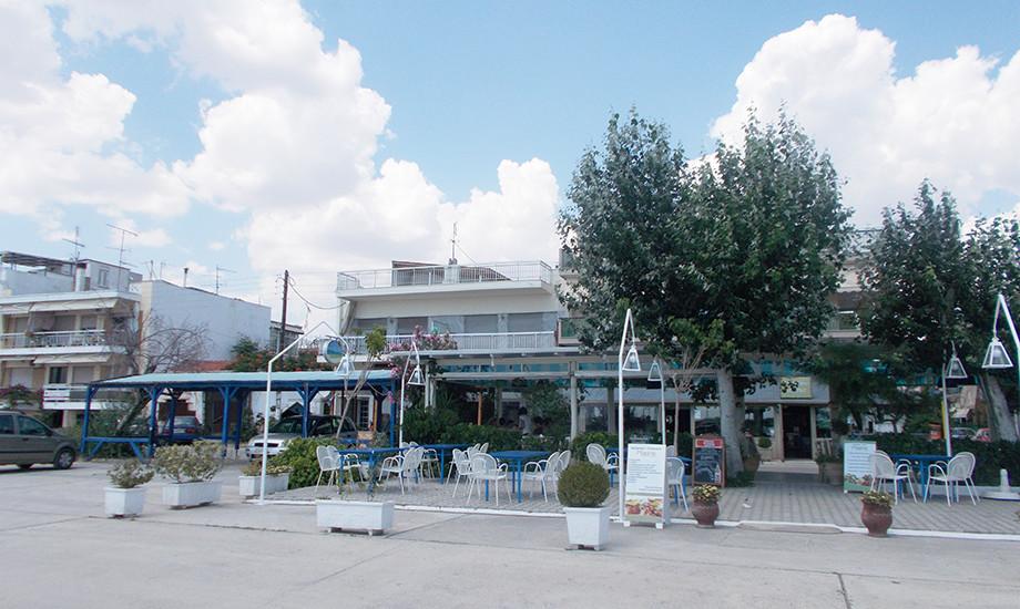 Εστιατόριο Μαρίνα Χαλκιδική