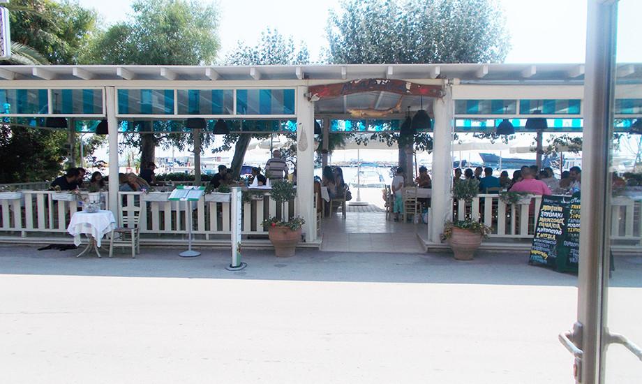 Marina Fish Tavern Halkidiki